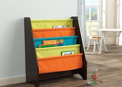 KidKraft Bookcase, Multicolor