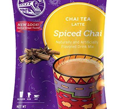 Big Train Chai Tea Latte, Spiced, 3.5 Pound