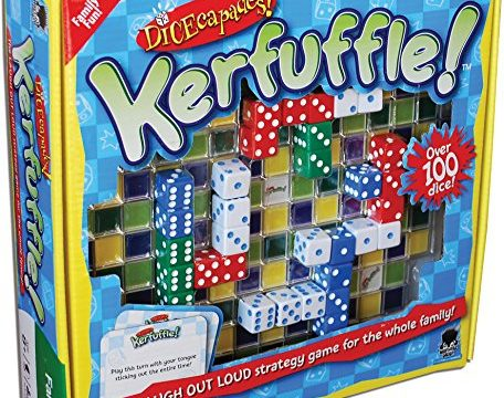 Haywire Group Kerfuffle Dice Game product packaging may vary
