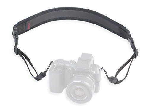 OP/TECH USA 1601502 Mirrorless Strap Black