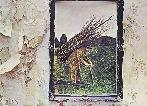 Led Zeppelin IV Remastered Original Vinyl