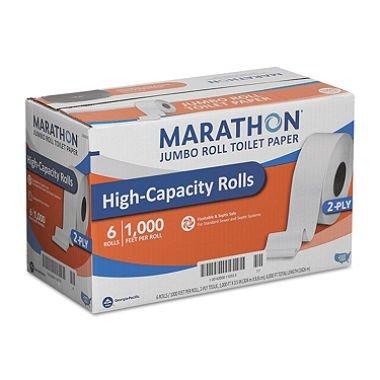 Marathon Centerpull Towels 6 Rolls 300 Sheets Per Roll