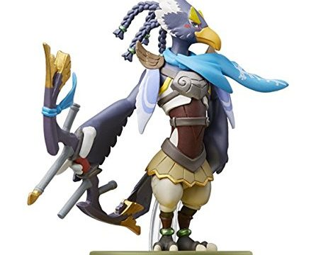 Amiibo Revali Zelda Breath of the Wild