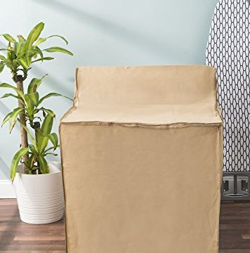 Sunbeam Washing Machine Cover Brown