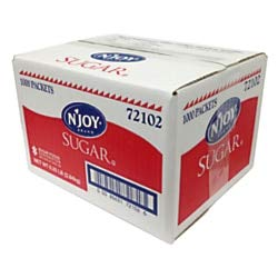 Sugar Packets, Box Of 1000
