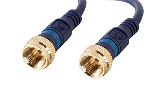 C2G 28721 RJ11 High-Speed Internet Modem Cable 7 Feet, 2 ...
