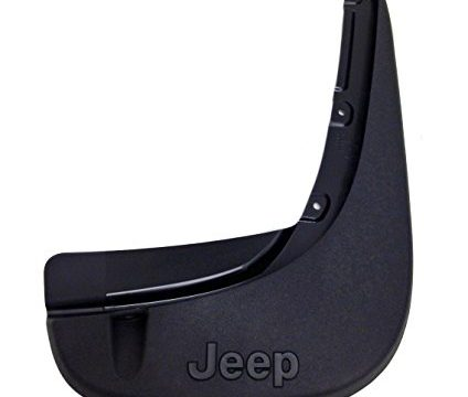 Jeep Renegade Splash Guards Set of 4 Front and Rear with Logo