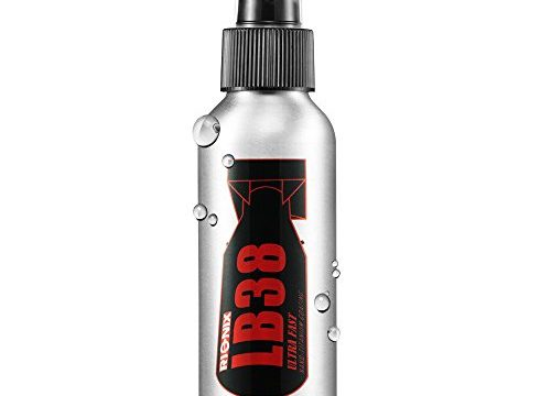 Spray Wax – Ultra Fast Coating for Automobile 3.4 fl. oz. – Paint Protection – No Heater Needed – Rionix LB38 Premium Nano Titanium Coating