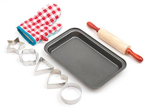 Kids Real Baking Gift Set for Kids/Teens, 8 pcs