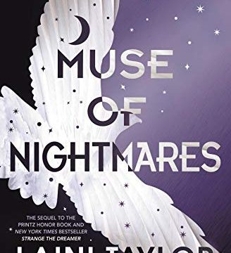 Muse of Nightmares Strange the Dreamer