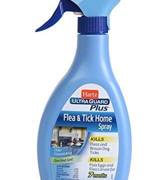 16oz – Hartz UltraGuard Plus Flea & Tick Home Spray
