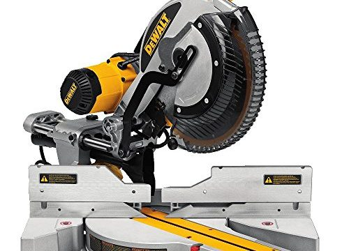 DEWALT DWS779 12″ Sliding Compound Miter Saw
