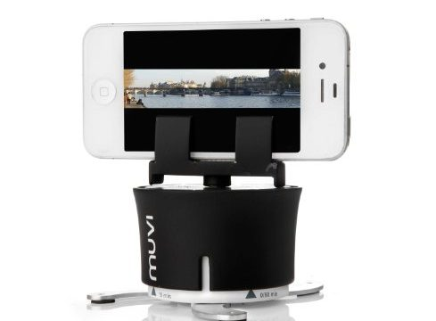 Black VCC-100-XL – Veho Muvi X-Lapse Time Lapse Accessory | 360˚ Photography | iPhone Accessories | Samsung Accessories | Muvi KX-Series | Muvi K-Series | GoPro