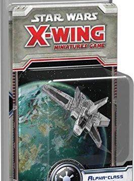 Alpha-class Star Wing – Star Wars: X-Wing