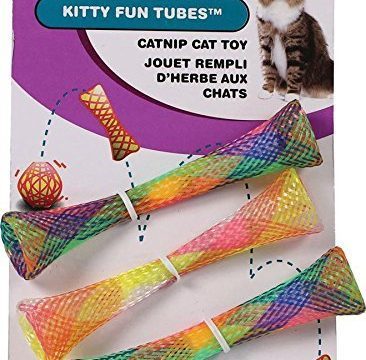 Spot Cat or Kitten Colorful Fun Tubes Size:Pack of 2 6 Tubes