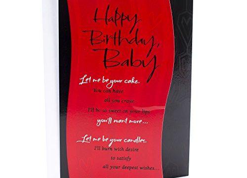 Hallmark Mahogany Birthday Card Let Me Be Your