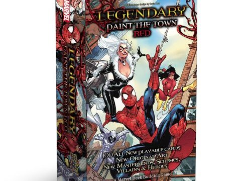 Paint The Town Red Expansion – Legendary: A Marvel Deck Building Game