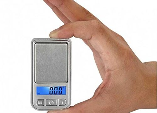 DZT1968 Practical 0.01g-200g LCD Ultrathin Jewelry Drug Digital Portable Pocket Scale