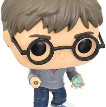 Funko Harry Potter Harry w/Prophecy BD Pop Figure