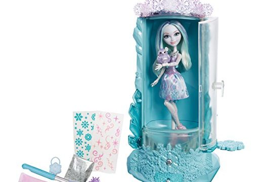 Ever After High Epic Winter Sparklizer Playset, Frustration-Free Packaging