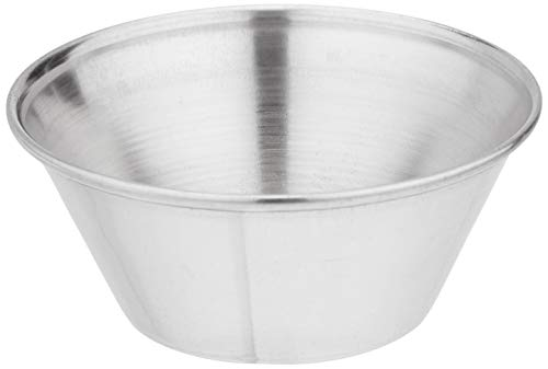 Dozen – Update International SC-15 1.5 Oz. Stainless Steel Sauce Cup