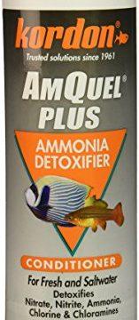 KORDON Amquel Plus for Aquarium, 16-Ounce