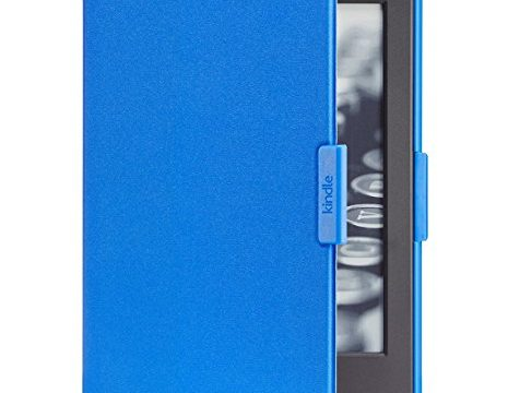 Amazon Cover for Kindle 8th Generation, 2016 – Blue – will not fit Paperwhite, Oasis or any other generation of Kindles