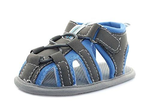Itaar Infant Baby Boy Shoes Nonskid Sandals Soft Rubber Sole