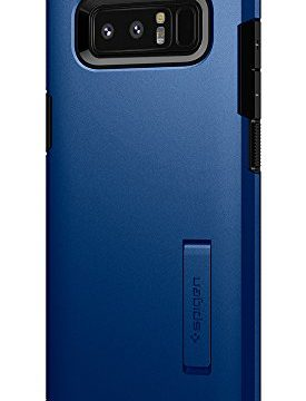 Deep Sea Blue – Spigen Tough Armor Designed for Apple Galaxy Note 8 Case 2017