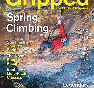 Gripped: The Climbing Magazine