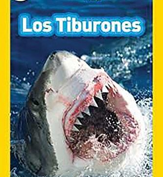 National Geographic Readers: Los Tiburones Sharks Spanish Edition