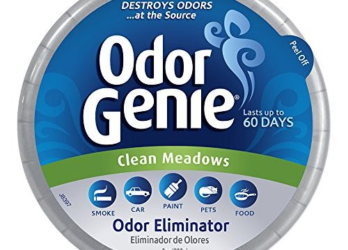 Odor Genie FG69CM Odor Absorber and Eliminator, Clean Meadow