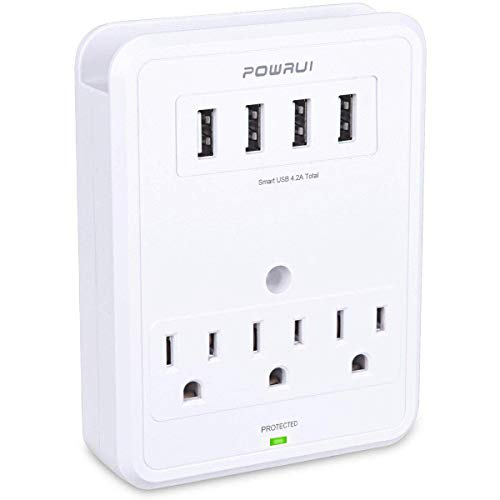 Top 10 USB Plug in – Surge Protectors