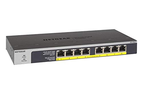Top 10 8 Port Switch PoE – Computer Networking Switches