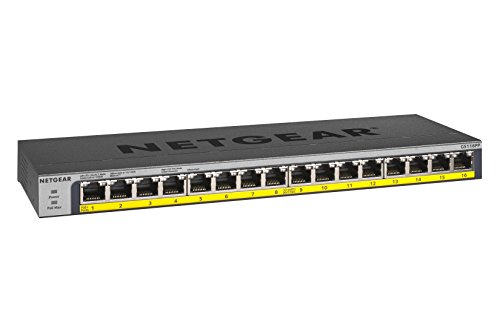 Top 10 16 Port POE Switch Unmanaged – Computer Networking Switches