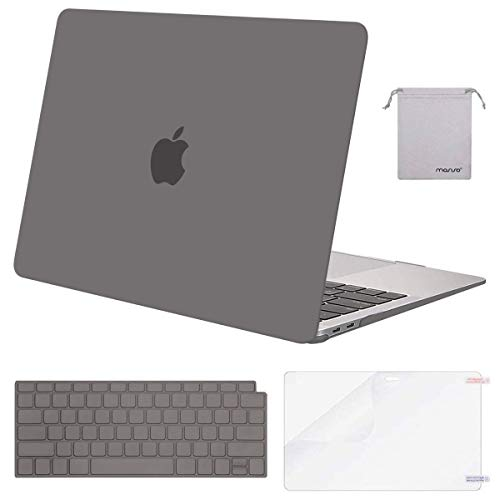 Top 10 Rubber Keyboard Cover MacBook Air 13 – Laptop Hard Shell Cases