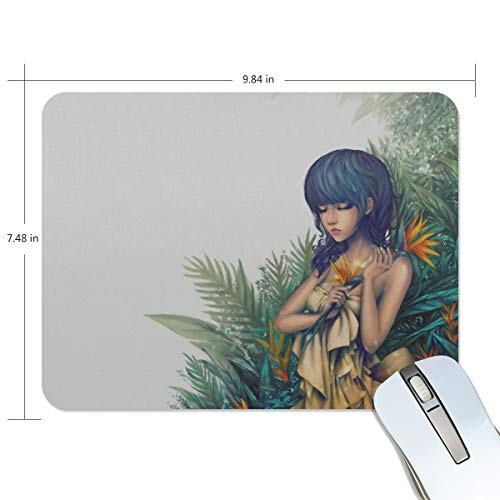Top 10 Girls Yellow Dress – Mouse Pads