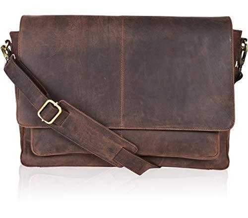 Top 10 Leather Messenger Bag Laptop – Laptop Messenger & Shoulder Bags