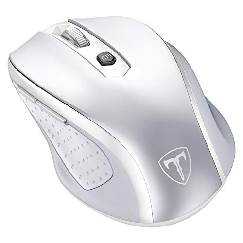 Top 10 Silver Wireless Mouse – Computer Mice