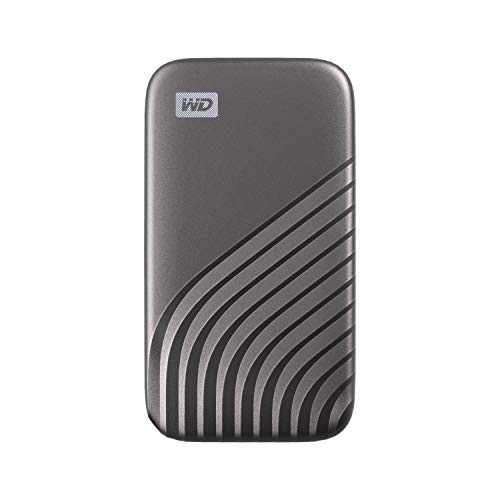 Top 10 My Passport SSD External Hard Drive – External Solid State Drives