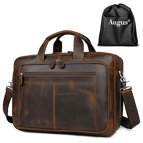 Top 10 Briefcase For Men Leather – Laptop Briefcases