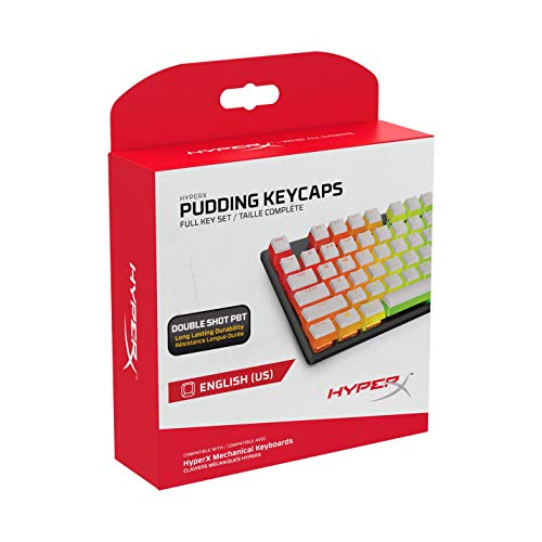Top 8 Pudding Keycaps Hyper X – Electronics Features