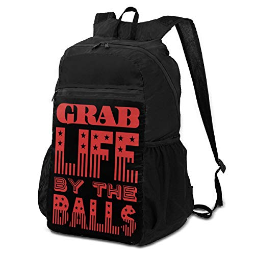 Top 10 Grab Life by The Balls – Laptop Backpacks