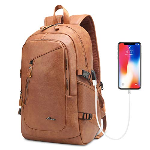 Top 10 Leather Backpack Laptop For Women – Laptop Backpacks