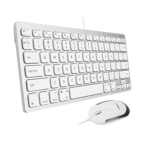 Top 10 Apple Keyboard and Mouse Wired – Computer Keyboard & Mouse Combos