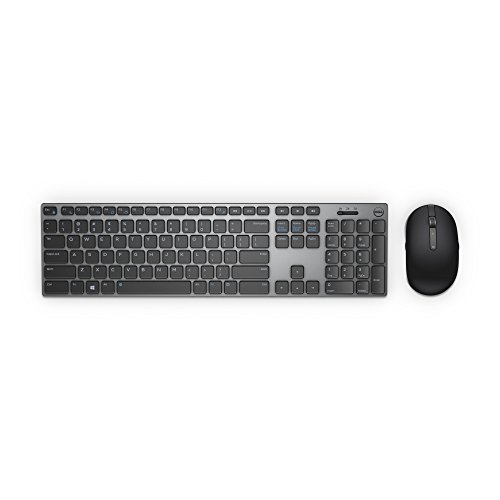 Top 10 Dell Premier Wireless Keyboard and Mouse – KM717 – Computer Keyboard & Mouse Combos