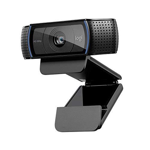 Top 8 Logitech Webcam C920 Pro – Webcams