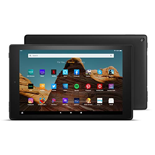 Top 10 Amazon Fire HD 10 Tablet 2019 – Computer Tablets