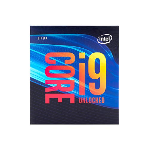 Top 10 Core i9 9900K – Computer CPU Processors