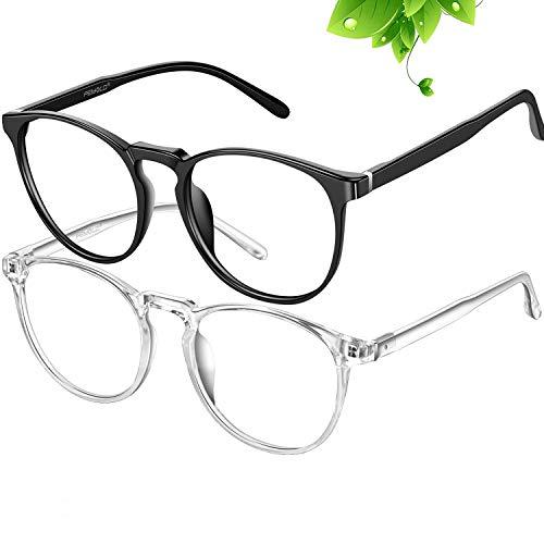 Top 10 Round Blue Light Blocking Glasses – Computer Blue Light Blocking Glasses